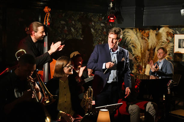 GBR: Launch Of The Parlour Jazz And Cabaret Bar At The Ned