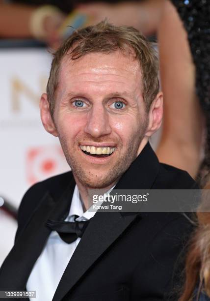 Rob Burrow attends the National Television Awards 2021 at The O2 Arena on September 09, 2021 in London, England.