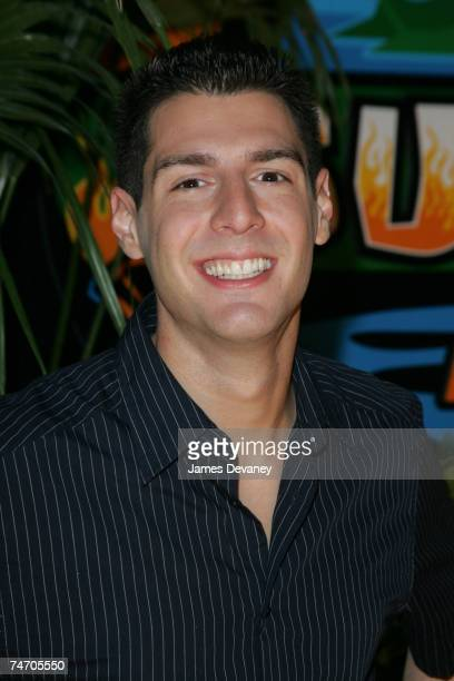 Rob Cesternino at the Madison Square Garden in New York City New York