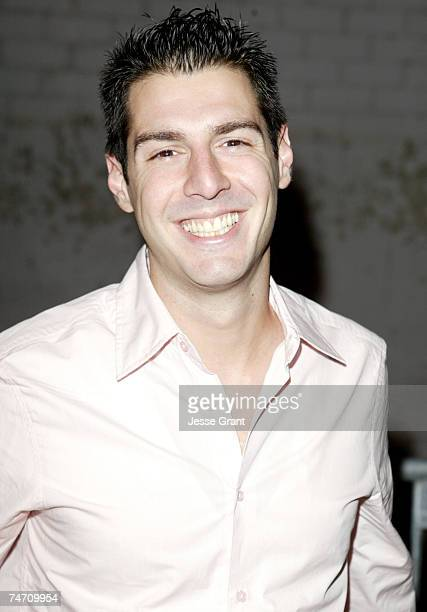 Rob Cesternino at the Pearl in West Hollywood California
