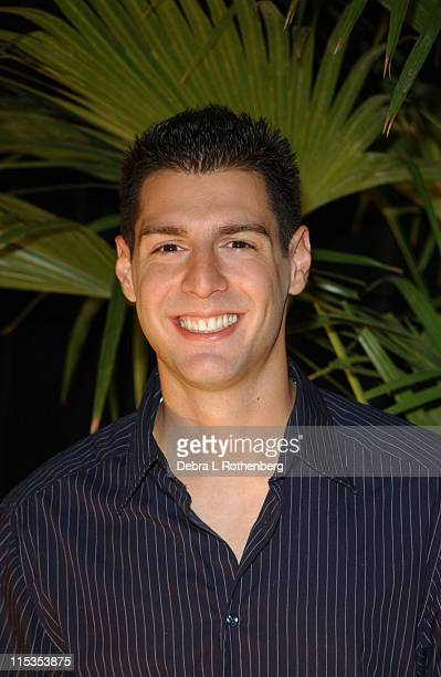 Rob Cesternino during Survivor All Stars The Final Episode at Madison Square Garden in New York City New York United States