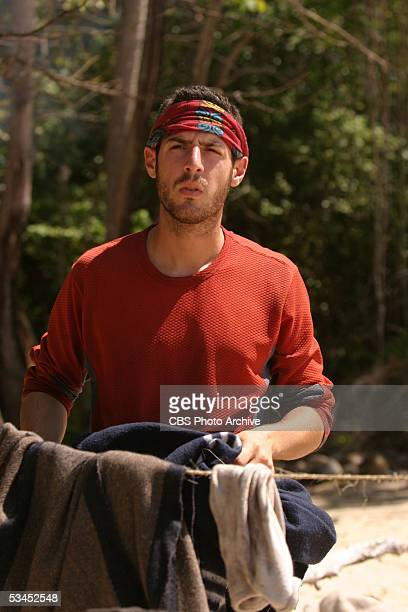 Rob Cesternino of the Chapera tribe Image dated November 13 2003