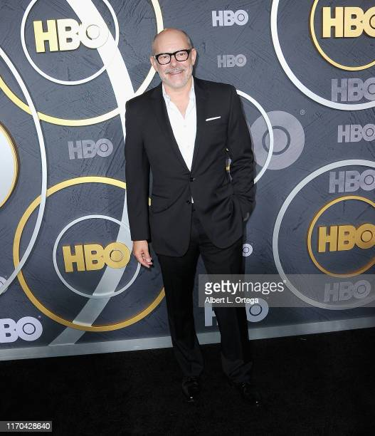 Rob Coddry arrives for the HBO's Post Emmy Awards Reception held at The Plaza at the Pacific Design Center on September 22, 2019 in West Hollywood,...