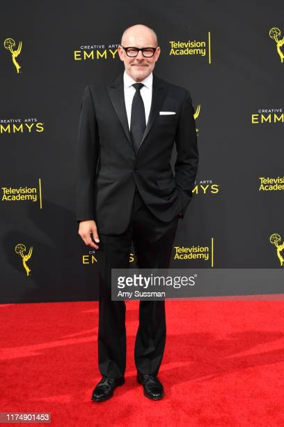 Rob Corddry attends the 2019 Creative Arts Emmy Awards on September 15 2019 in Los Angeles California