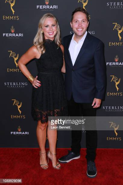 Rob Crabbe attends the Television Academy Honors Emmy Nominated Producers at Montage Beverly Hills on September 14 2018 in Beverly Hills California