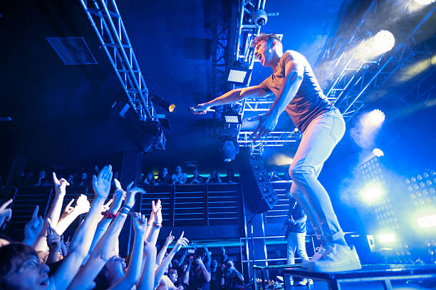 Don Broco Perform At The Liquid Room In Edinburgh Photos and Images ...