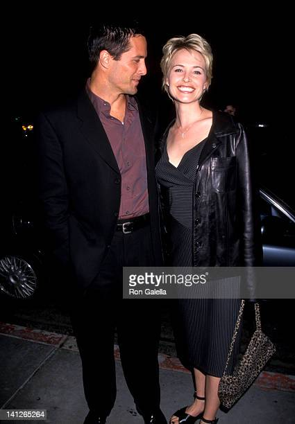 Rob Estes and Josie Bissett at the 200th Episode Celebration of 'Melrose Place' Garden of Eden Hollywood