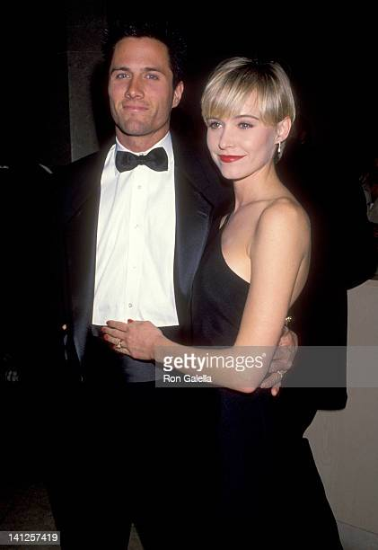 Rob Estes and Josie Bissett at the American Friends of The Hebrew University's Scopus Award Honoring Aaron Spelling Beverly Hilton Hotel Beverly Hills