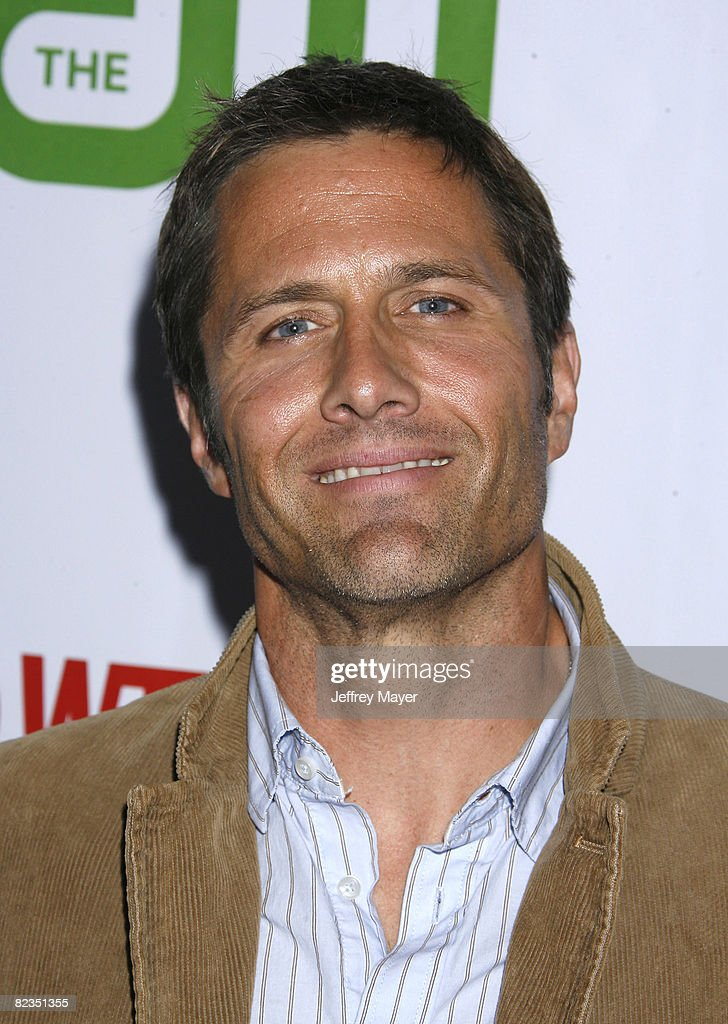 Rob Estes arrives at the CBS, CW & Showtime Press Tour Stars Party at Boulevard 3 on July 18, 2008 in Hollywood, California.