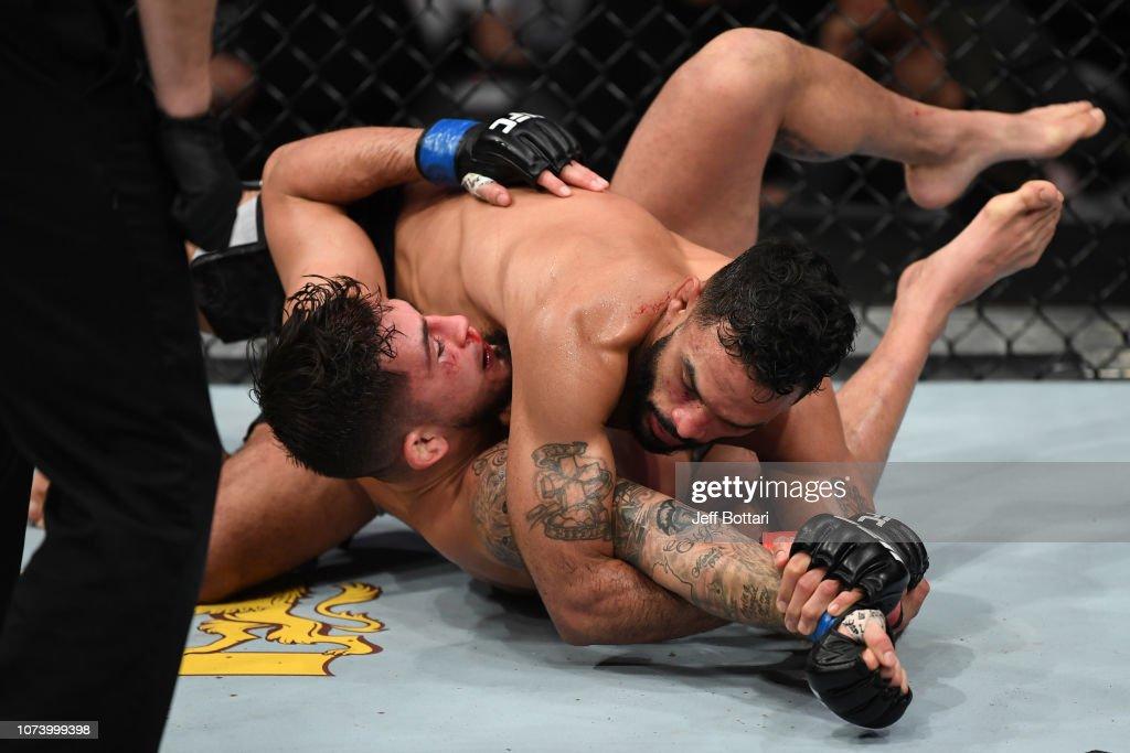 UFC Fight Night: Font v Pettis : News Photo