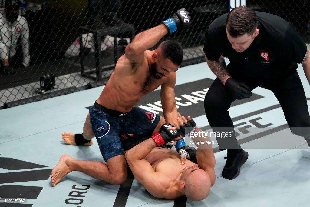 UFC Fight Night: Moraes v Font : ニュース写真