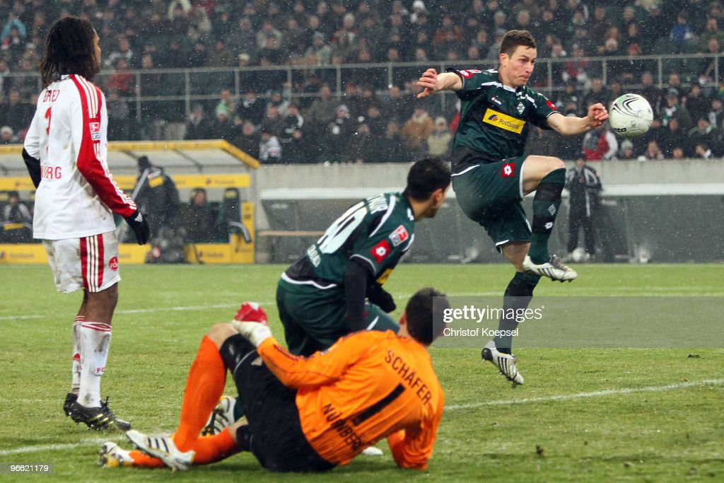 Borussia M'gladbach v 1. FC Nuernberg - Bundesliga
