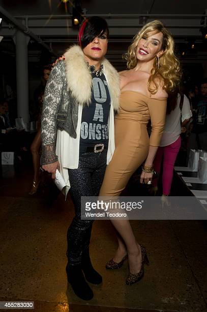 Rob Fusari attends The Blonds during MADE Fashion Week Spring 2015 at Milk Studios on September 10 2014 in New York City