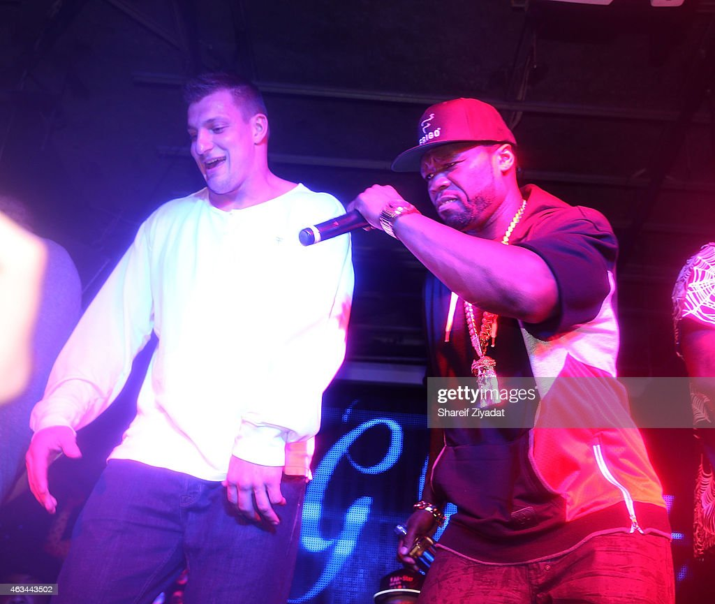 All Star Weekend Party Hosted By 50 Cent - NBA All-Star Weekend 2015 : News Photo