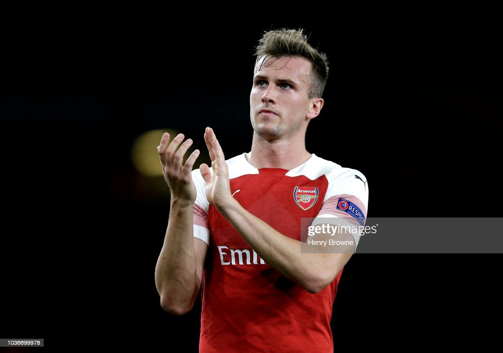 Arsenal v Vorskla Poltava - UEFA Europa League - Group E : News Photo