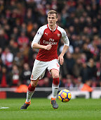london england rob holding arsenal during