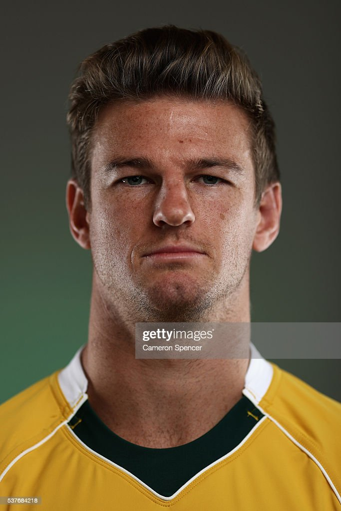 Australian Wallabies Portrait Session