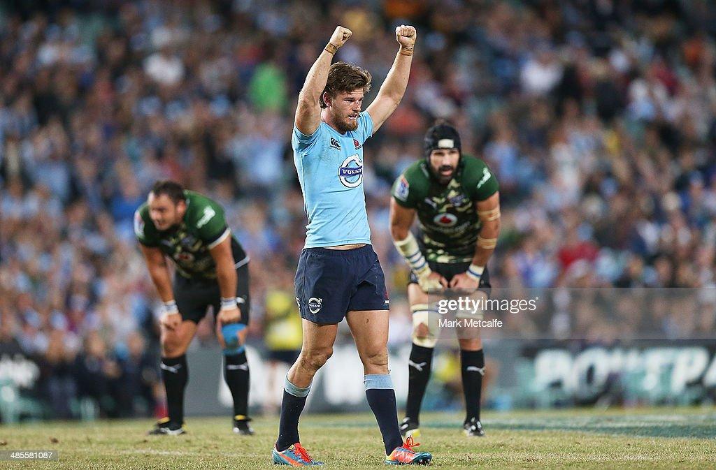 Super Rugby Rd 10 - Waratahs v Bulls