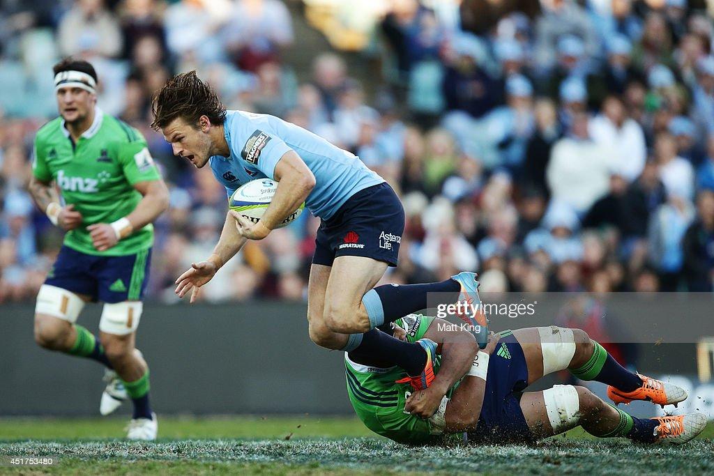 Super Rugby Rd 18 - Waratahs v Highlanders