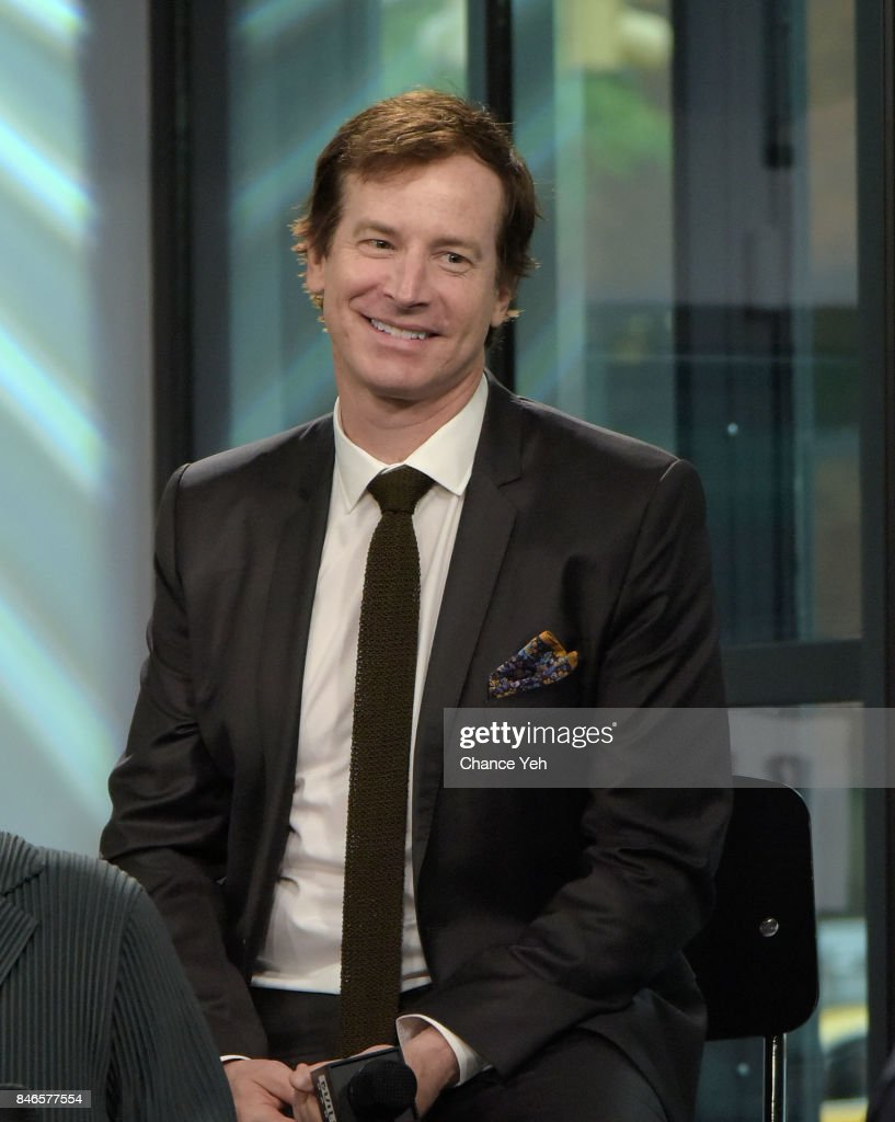 Rob Huebel attend Build series to discuss 'Transparent' at Build Studio on September 13, 2017 in New York City.