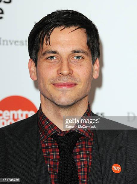 Rob James Collier attends The Downton Abbey Ball at The Savoy Hotel on April 30 2015 in London England