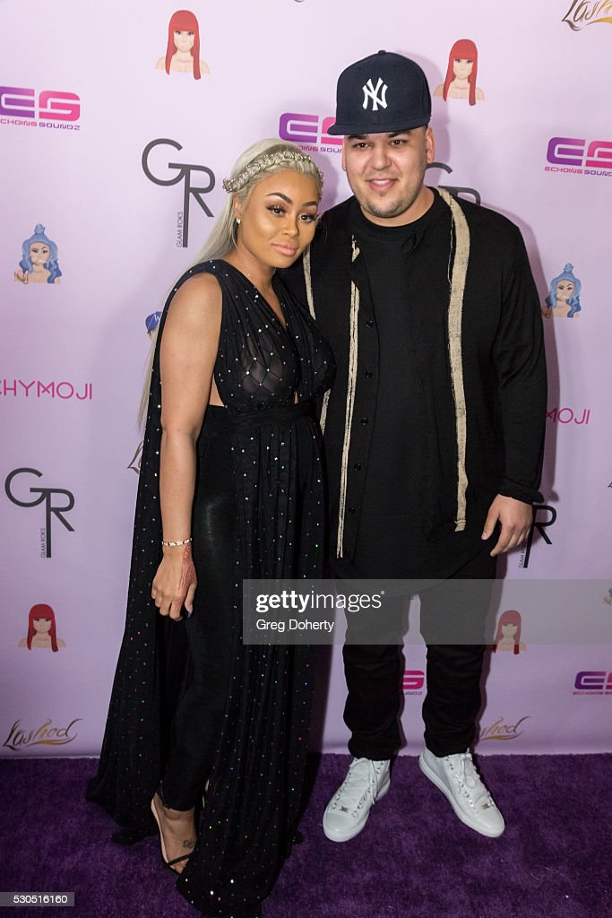 "Blac Chyna Birthday Celebration And Unveiling Of Her ""Chymoji"" Emoji Collection"