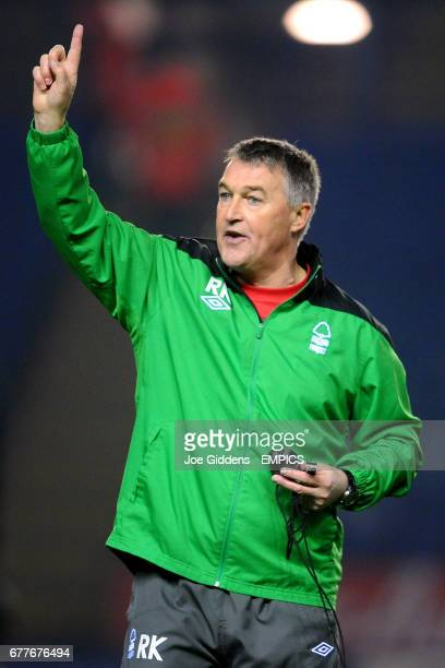 Rob Kelly Nottingham Forest assistant manager