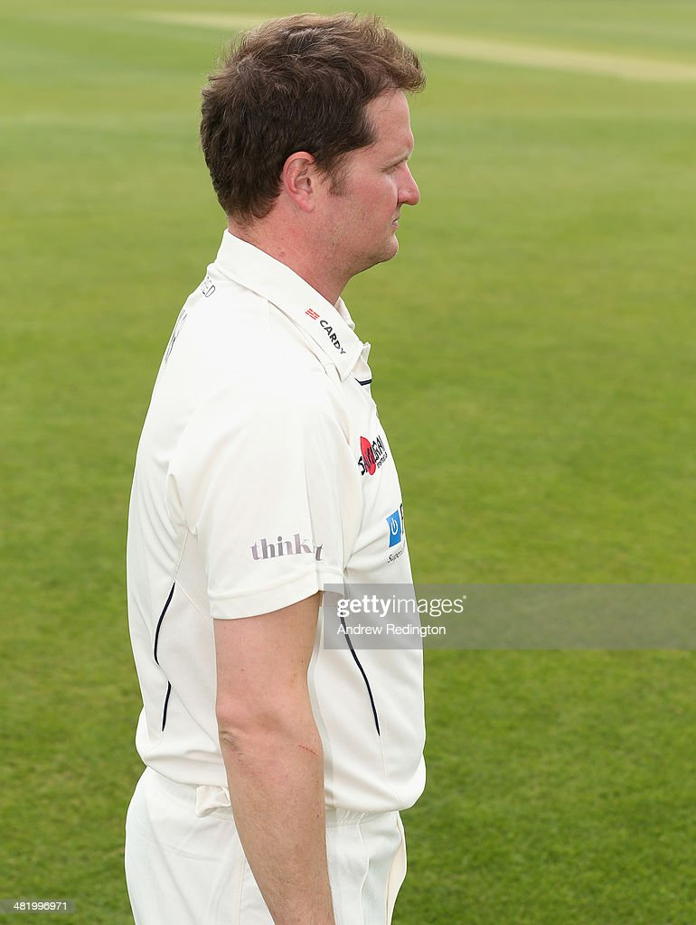 Kent CCC Photocall : News Photo