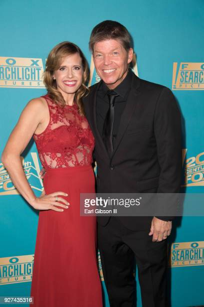 Rob Liefeld attends Fox Searchlight And 20th Century Fox Host Oscars PostParty on March 4 2018 in Los Angeles California