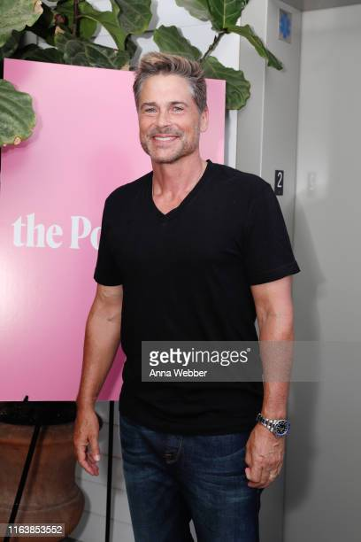 Rob Lowe attends Netflix's The Politician ‑ LA Tastemaker at San Vicente Bungalows on July 23 2019 in West Hollywood California