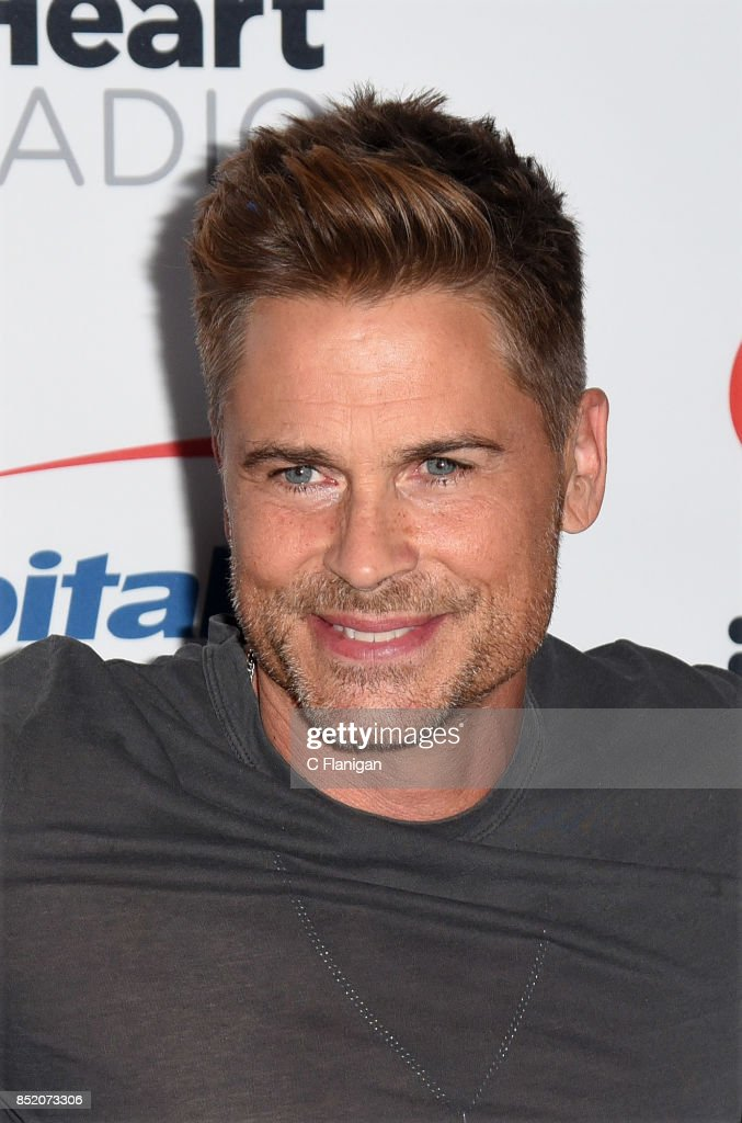 Rob Lowe attends the 2017 iHeartRadio Music Festival at T-Mobile Arena on September 22, 2017 in Las Vegas, Nevada.