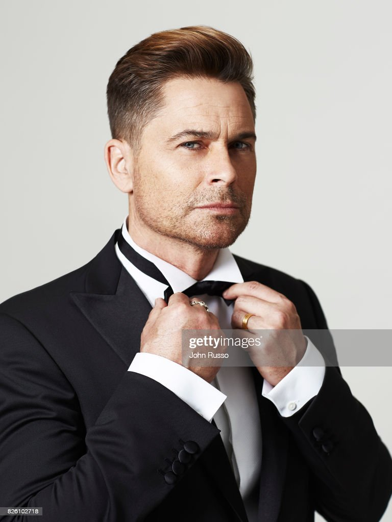 Rob Lowe, Esquire Latin America, May 1, 2017