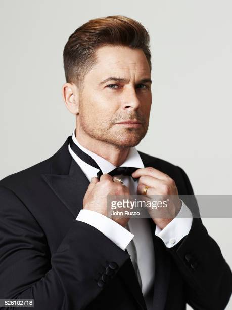 Rob Lowe is photographed for Esquire Latin America on March 26 2017 in Los Angeles California