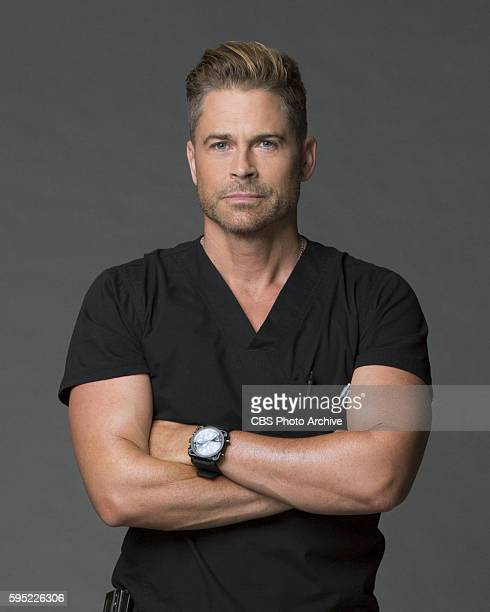 Rob Lowe portrays Col Ethan Willis Gallery of the CBS series CODE BLACK scheduled to air on the CBS Television Network
