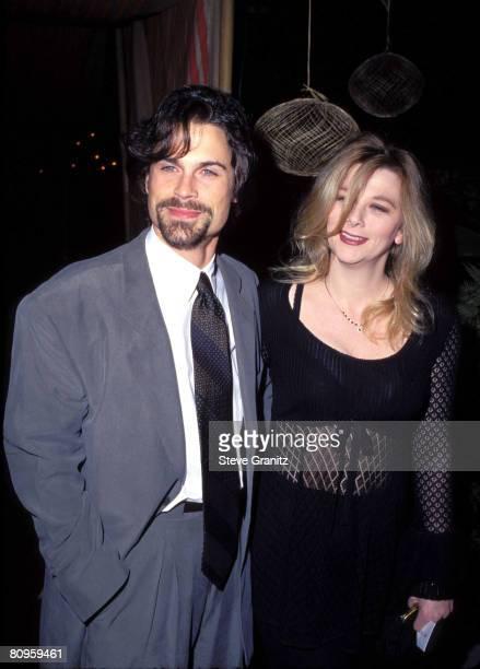 Rob Lowe wife Sheryl Berkoff
