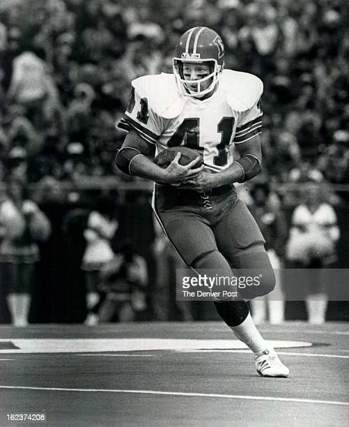 AUG 29 1983 AUG 30 1983 Rob Lytle Running Back Denver Broncos Veteran running back Rob Lytle was a surprise cut by the Broncos Monday