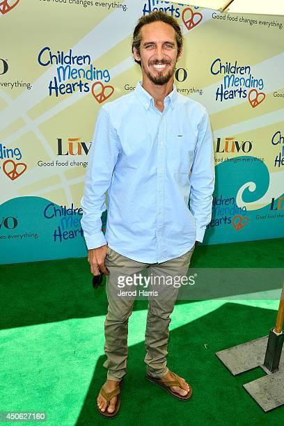 Rob Machado arrives at Children Mending Hearts' 6th Annual Fundraiser 'Empathy Rocks A Spring Into Summer Bash' on June 14 2014 in Beverly Hills...