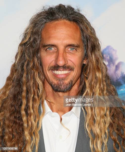 Rob Machado attends HBO's 'Momentum Generation' premiere held at The Broad Stage on November 05 2018 in Santa Monica California