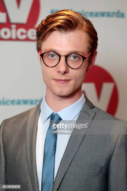 Rob Mallard arrives for the TV Choice Awards at The Dorchester on September 4 2017 in London England