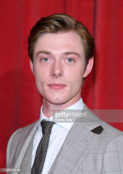 Rob Mallard attends the British Soap Awards at The Lowry Theatre on June 01 2019 in Manchester England