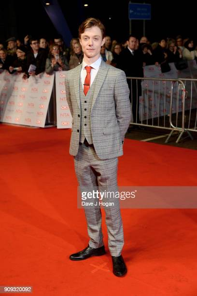 Rob Mallard attends the National Television Awards 2018 at The O2 Arena on January 23 2018 in London England