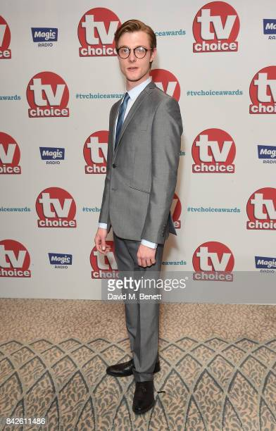 Rob Mallard attends the TV Choice Awards at The Dorchester on September 4 2017 in London England