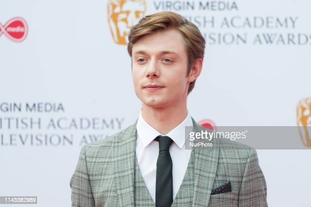 Rob Mallard attends the Virgin Media British Academy Television Awards ceremony at the Royal Festival Hall on 12 May 2019 in London England