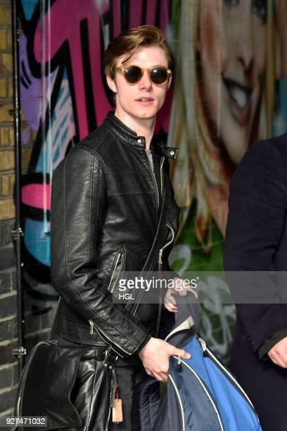 Rob Mallard seen at the ITV Studios on March 5 2018 in London England