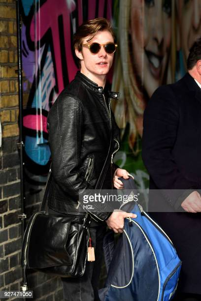 Rob Mallard seen at the ITV Studios on March 5 2018 in London England