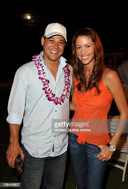 Rob Mariano and Shannon Elizabeth during bodog.net Salute to the Troops Charity Event Benefitting Military Charity Fisher House Foundation - - VIP...