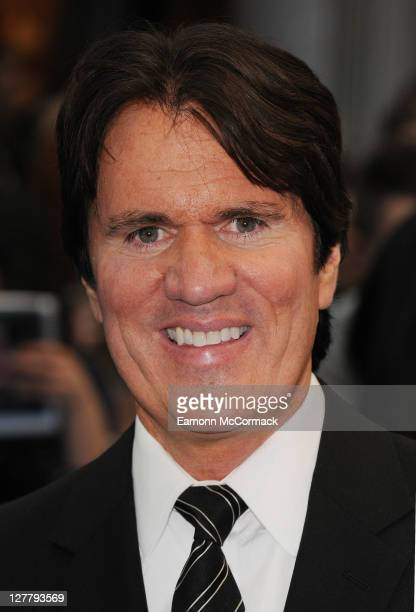 Rob Marshall arrives at the UK premiere of 'Pirates Of The Caribbean On Stranger Tides' at Vue Westfield on May 12 2011 in London England