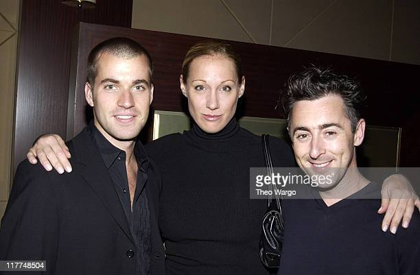 Rob McGarry Amy Sacco and Alan Cumming during 'Veronica Guerin' Special Screening and After Party in New York City at MGM Screening Room and Hotel...