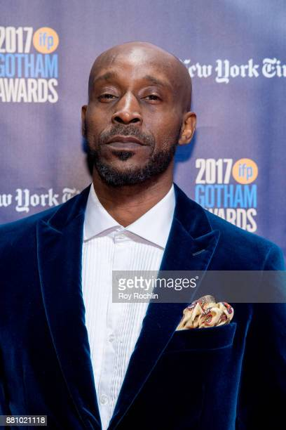 Rob Morgan attends the 2017 IFP Gotham Awards at Cipriani Wall Street on November 27 2017 in New York City