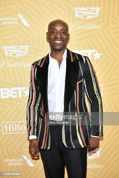 Rob Morgan attends the American Black Film Festival Honors Awards Ceremony at The Beverly Hilton Hotel on February 23 2020 in Beverly Hills California